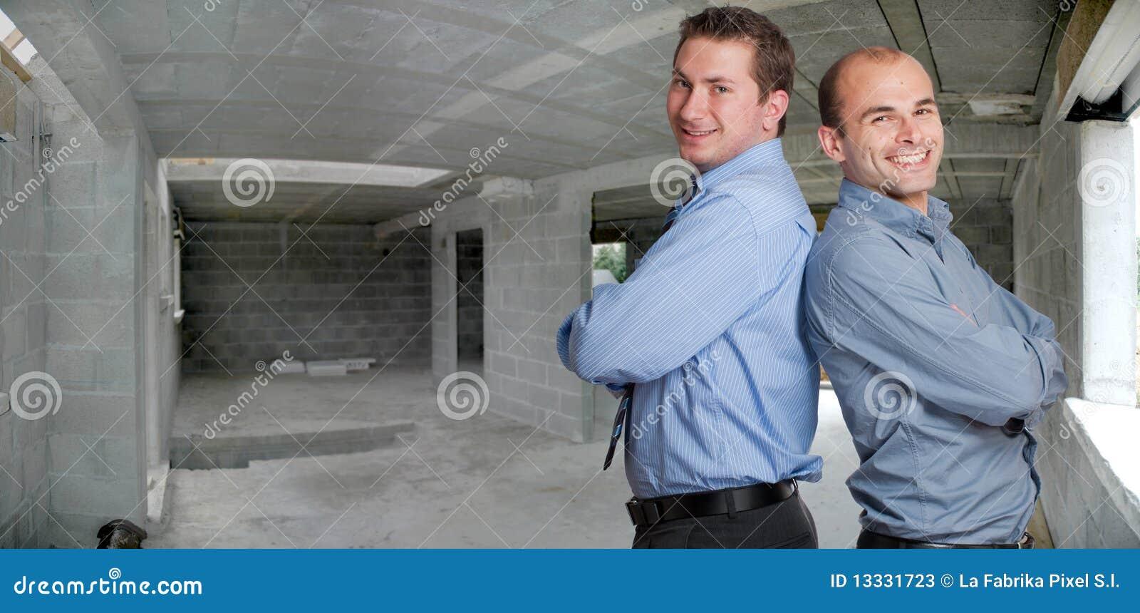 Budowa profesjonaliści być usytuowanym potomstwa