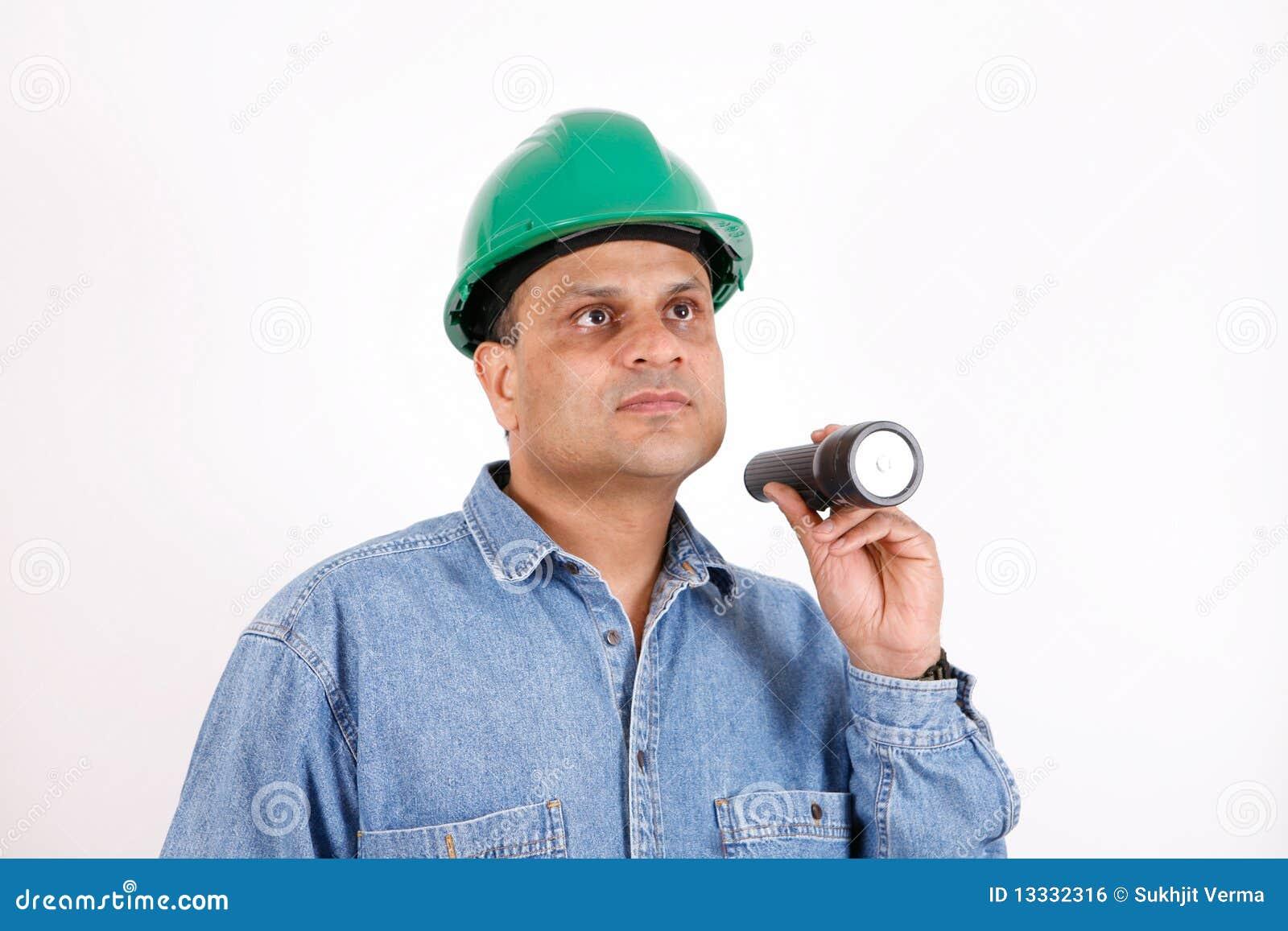 Budowy bezpieczeństwa pracownik