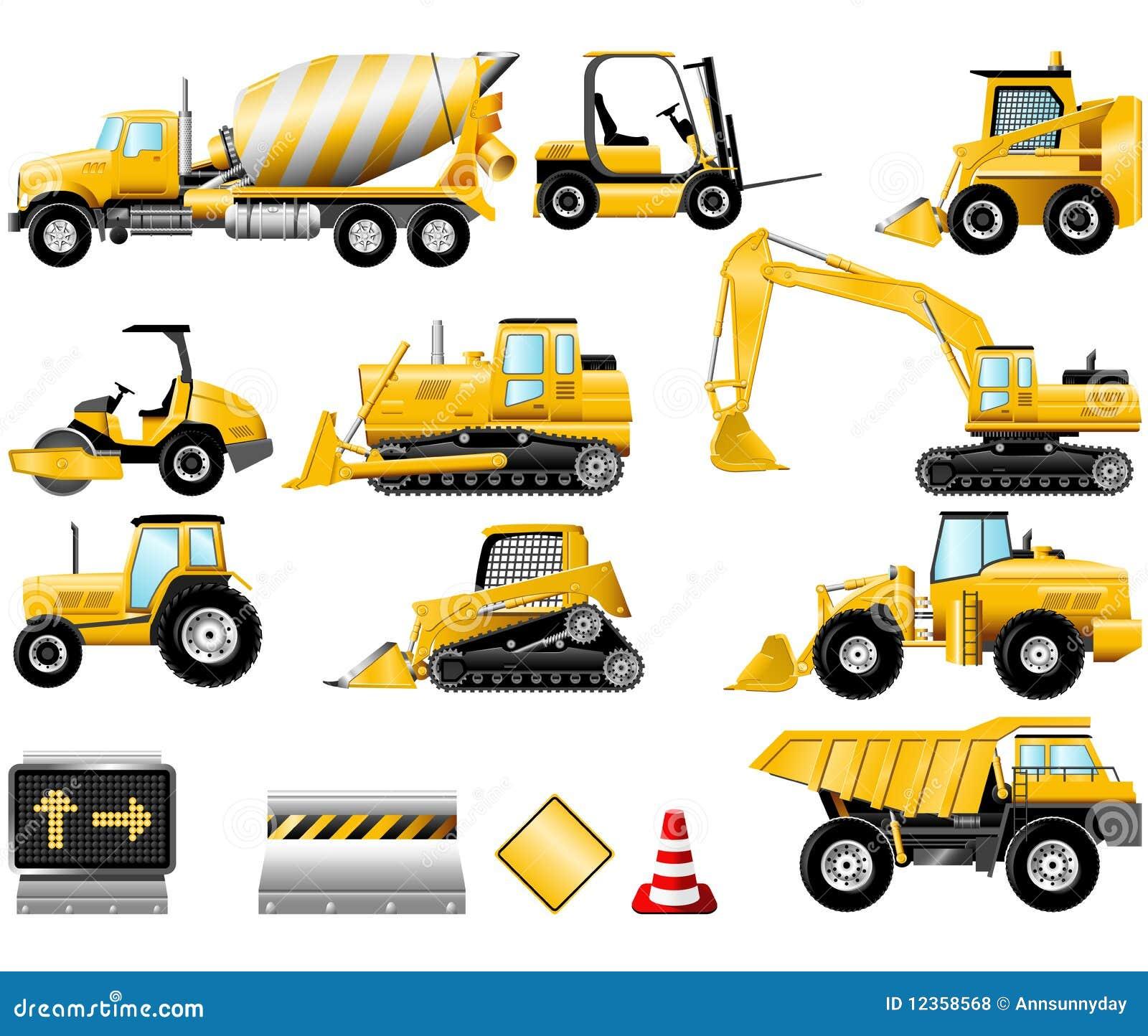 Budowy ikony set