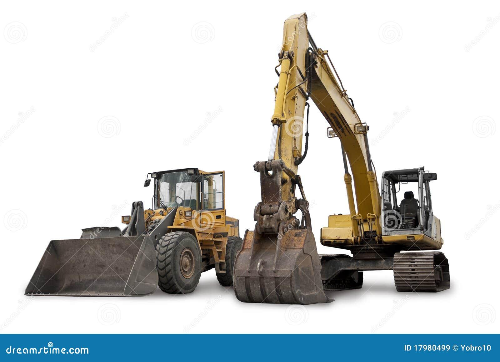Budowy maszyneria