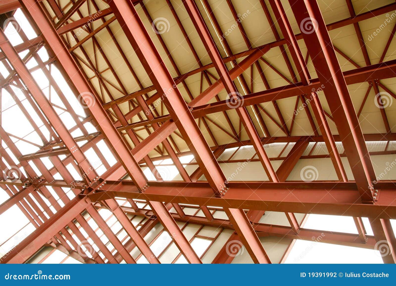 Budowy steelwork