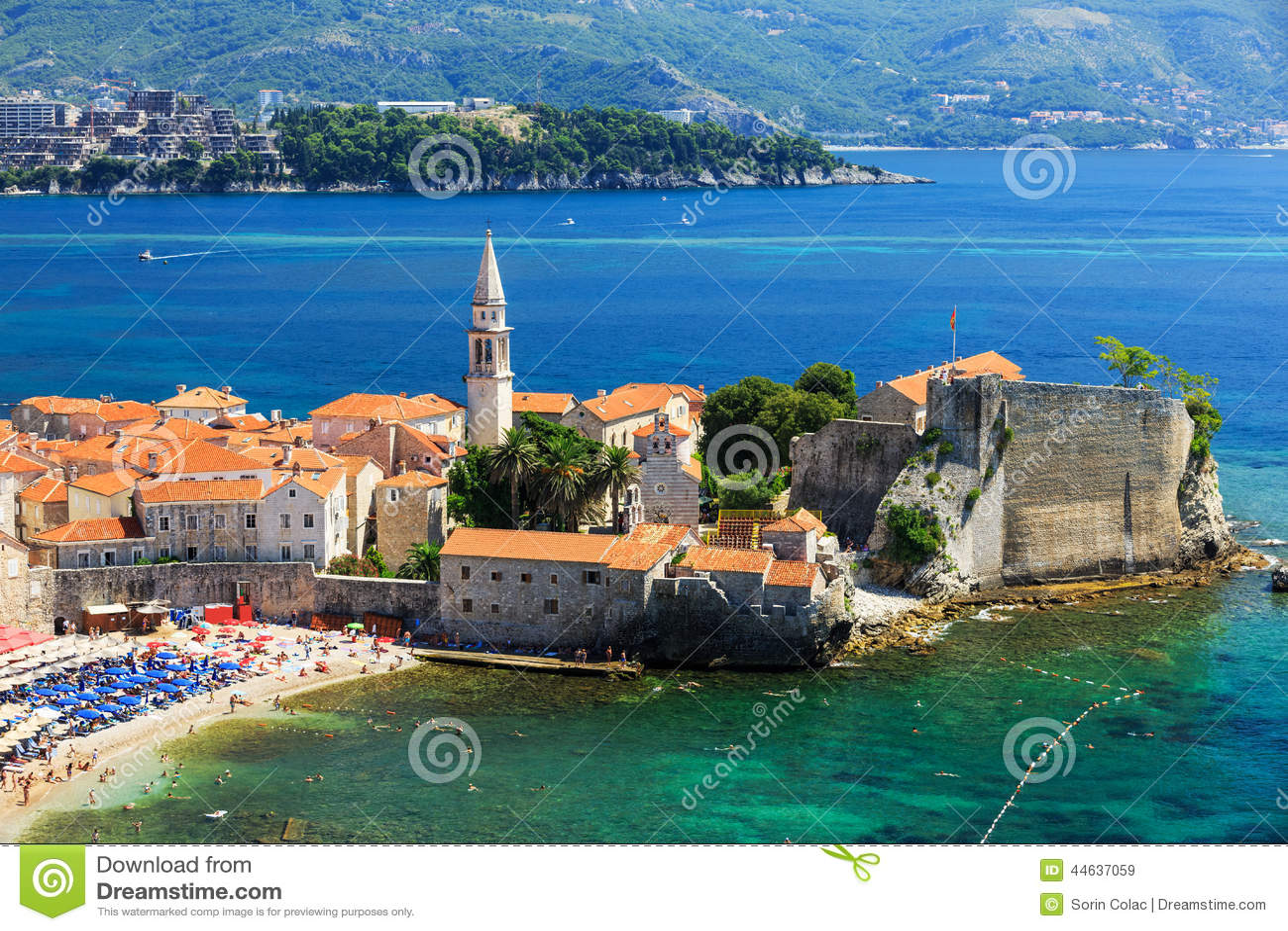 Budua, Montenegro