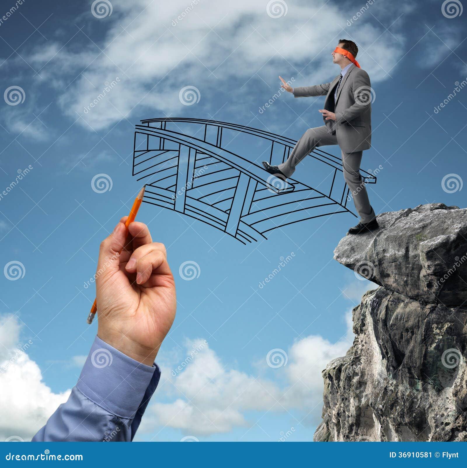 Budujący most - pomoc dla biznesu