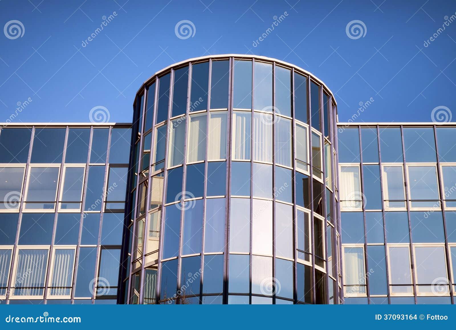 Download Budynek biurowy zdjęcie stock. Obraz złożonej z architektoniczny - 37093164