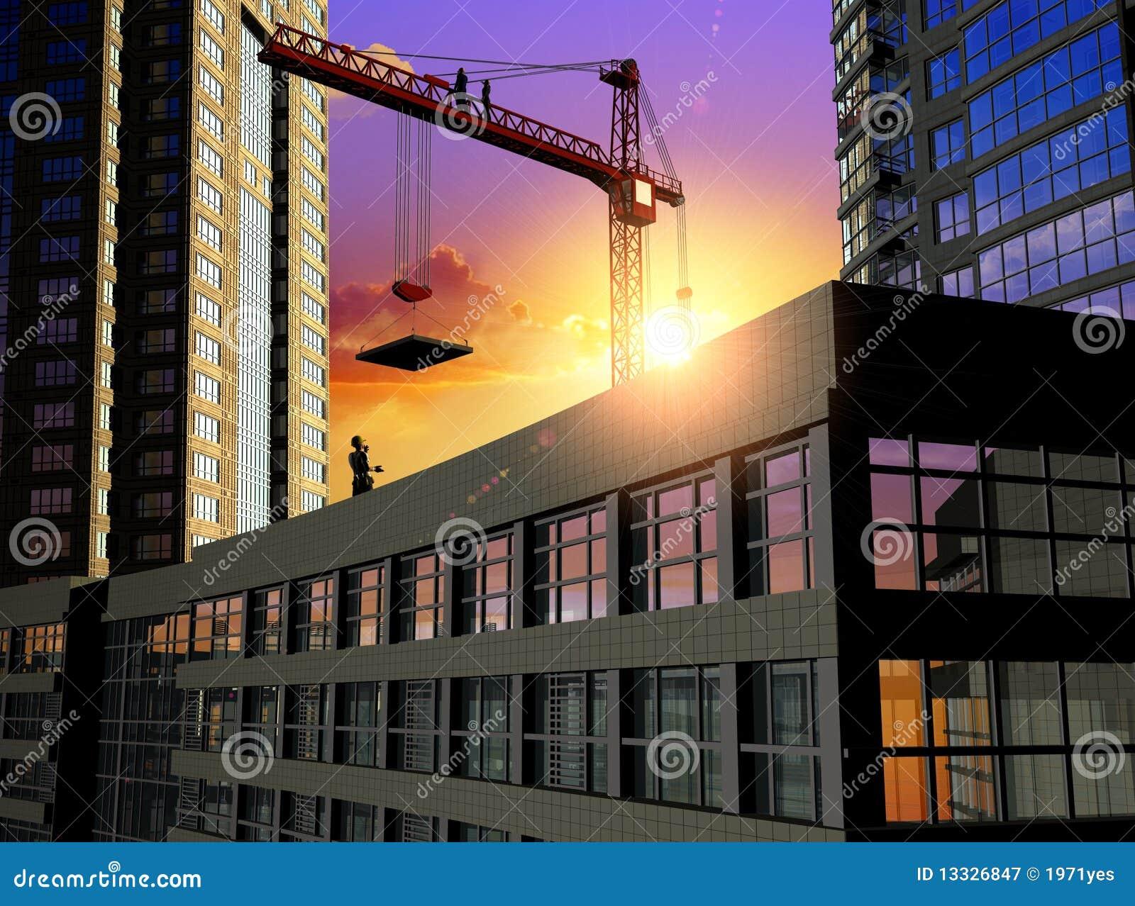 Budynek budowa