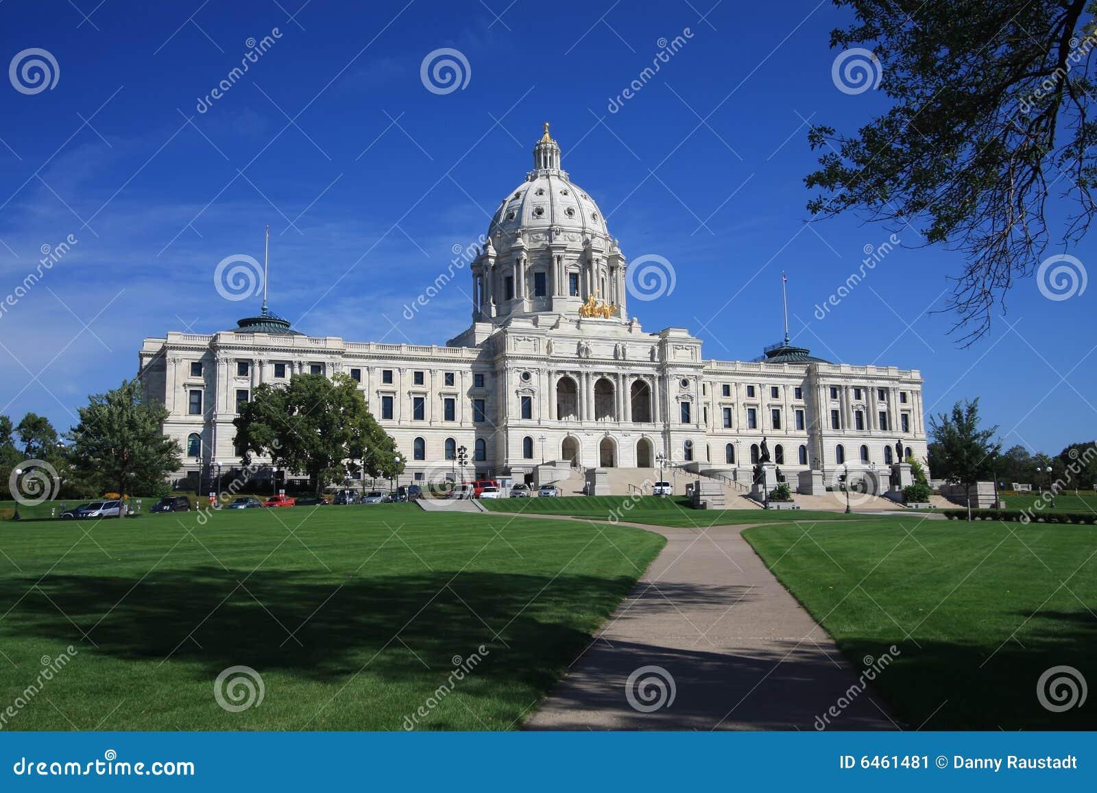Budynek kapitolu stanu Minnesota