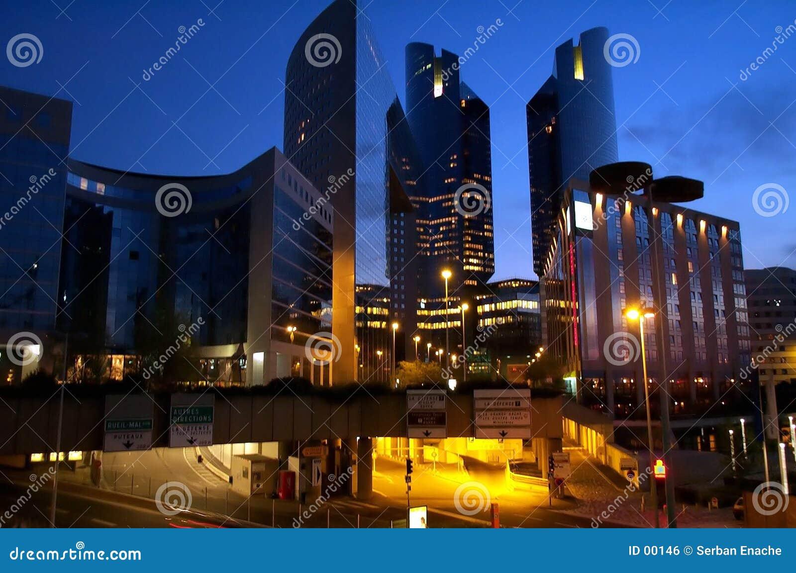 Budynki korporacyjnych