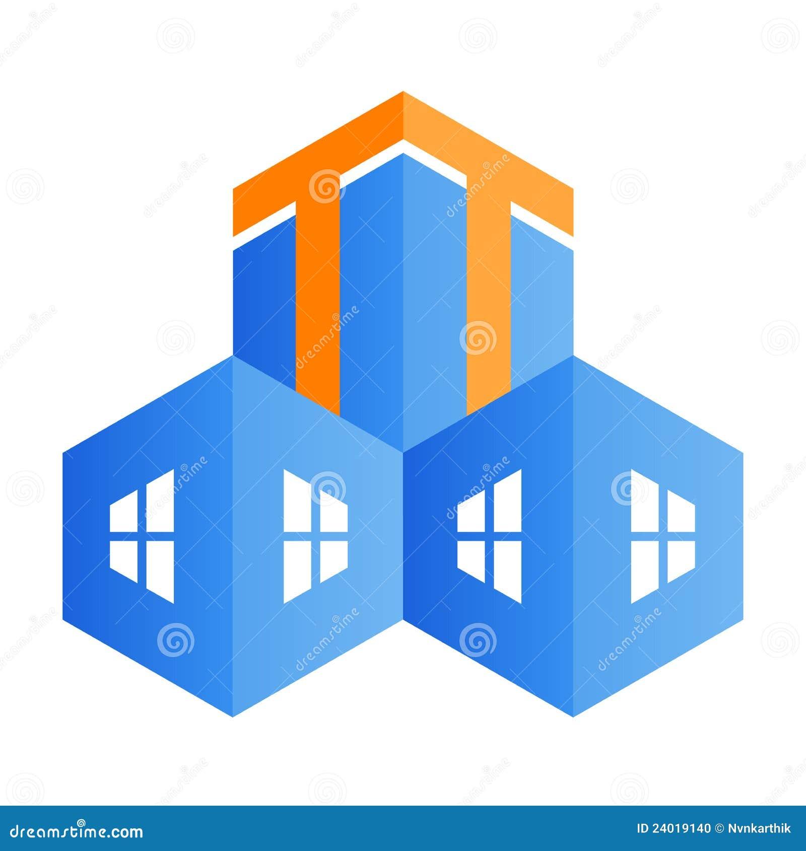 Budynku logo