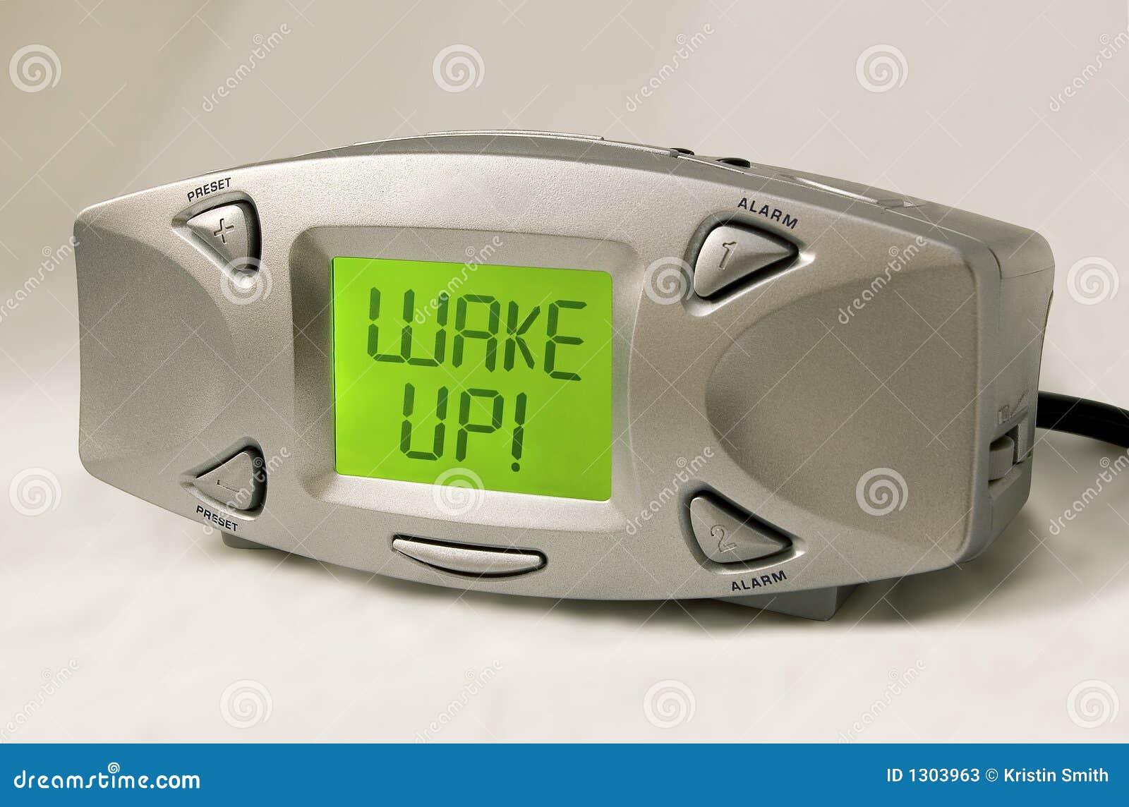 Budzik się obudzisz