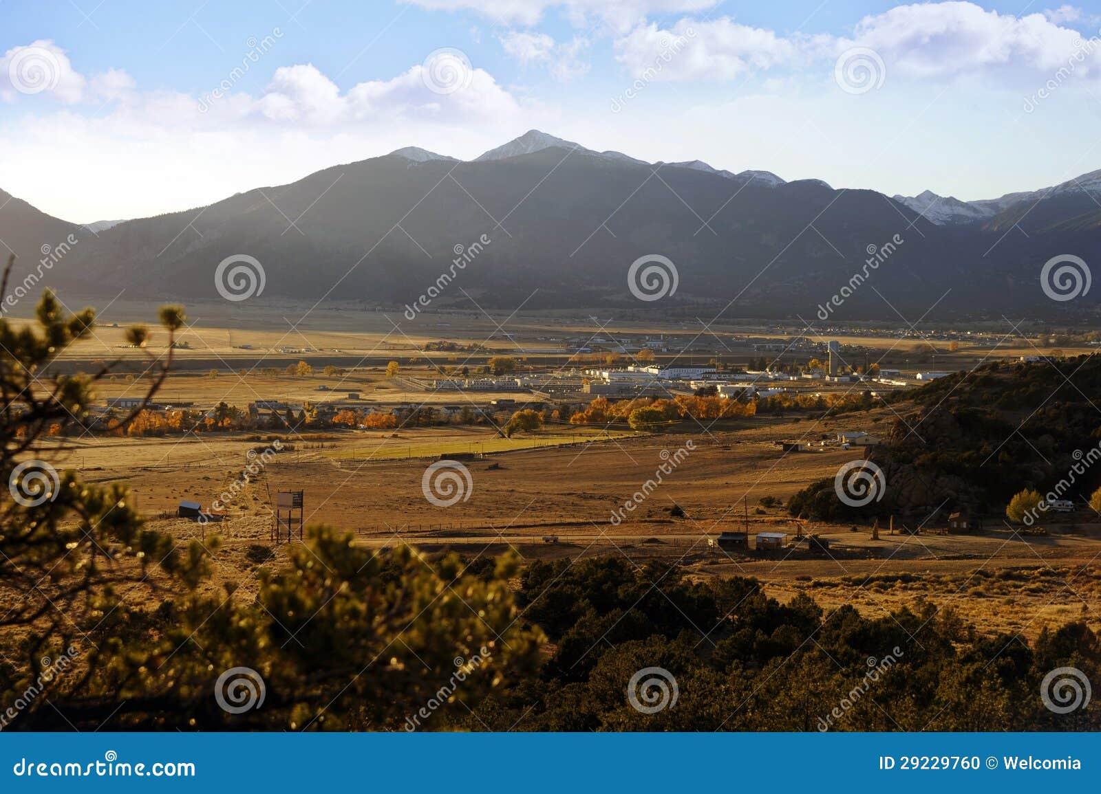 Download Buena Vista Colorado foto de stock. Imagem de vista, terras - 29229760