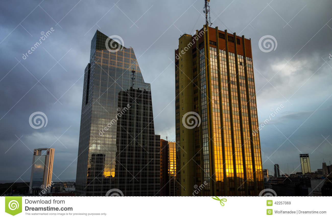 Buenos Aires Highrise