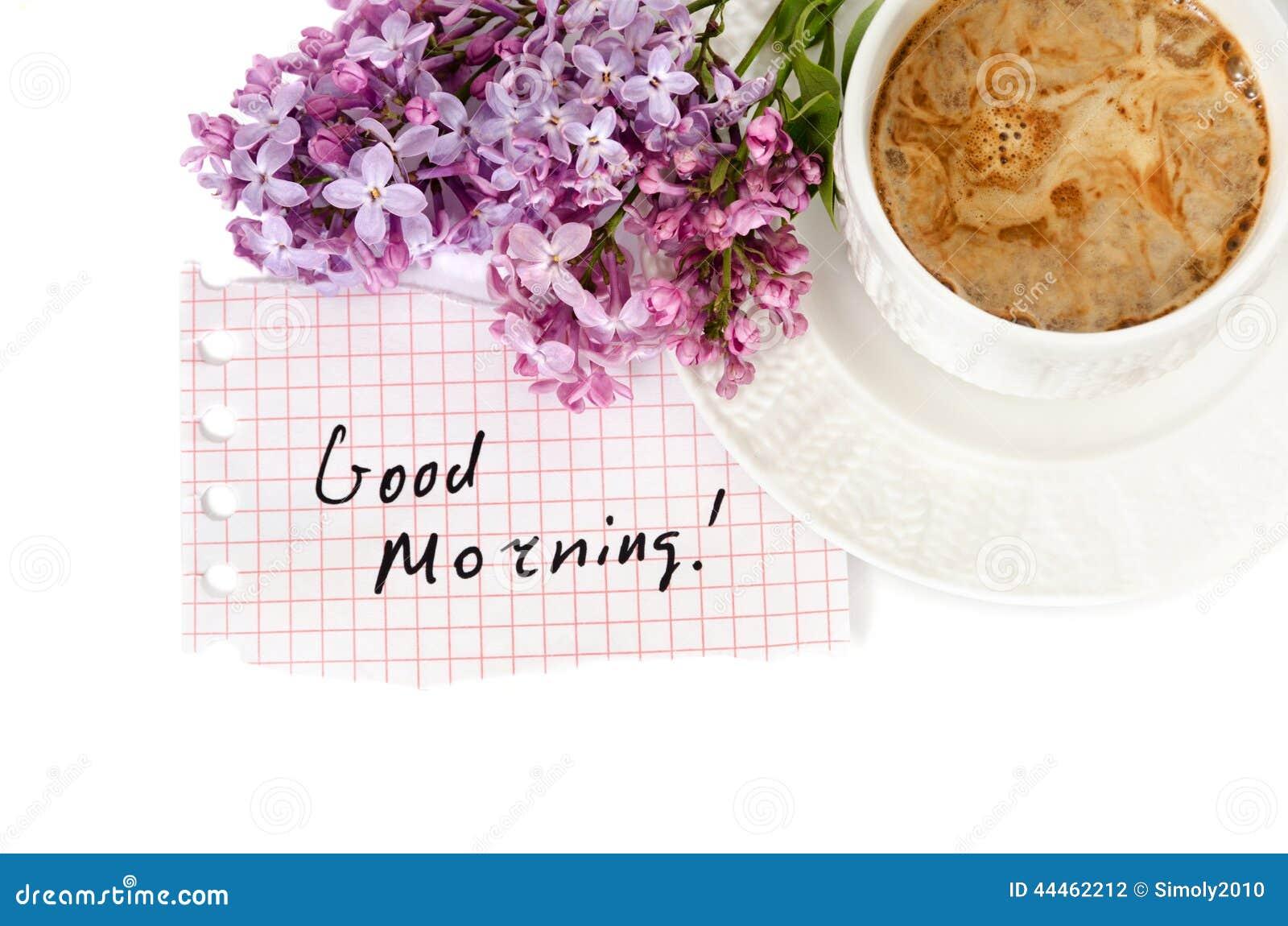 ¡Buenos días!