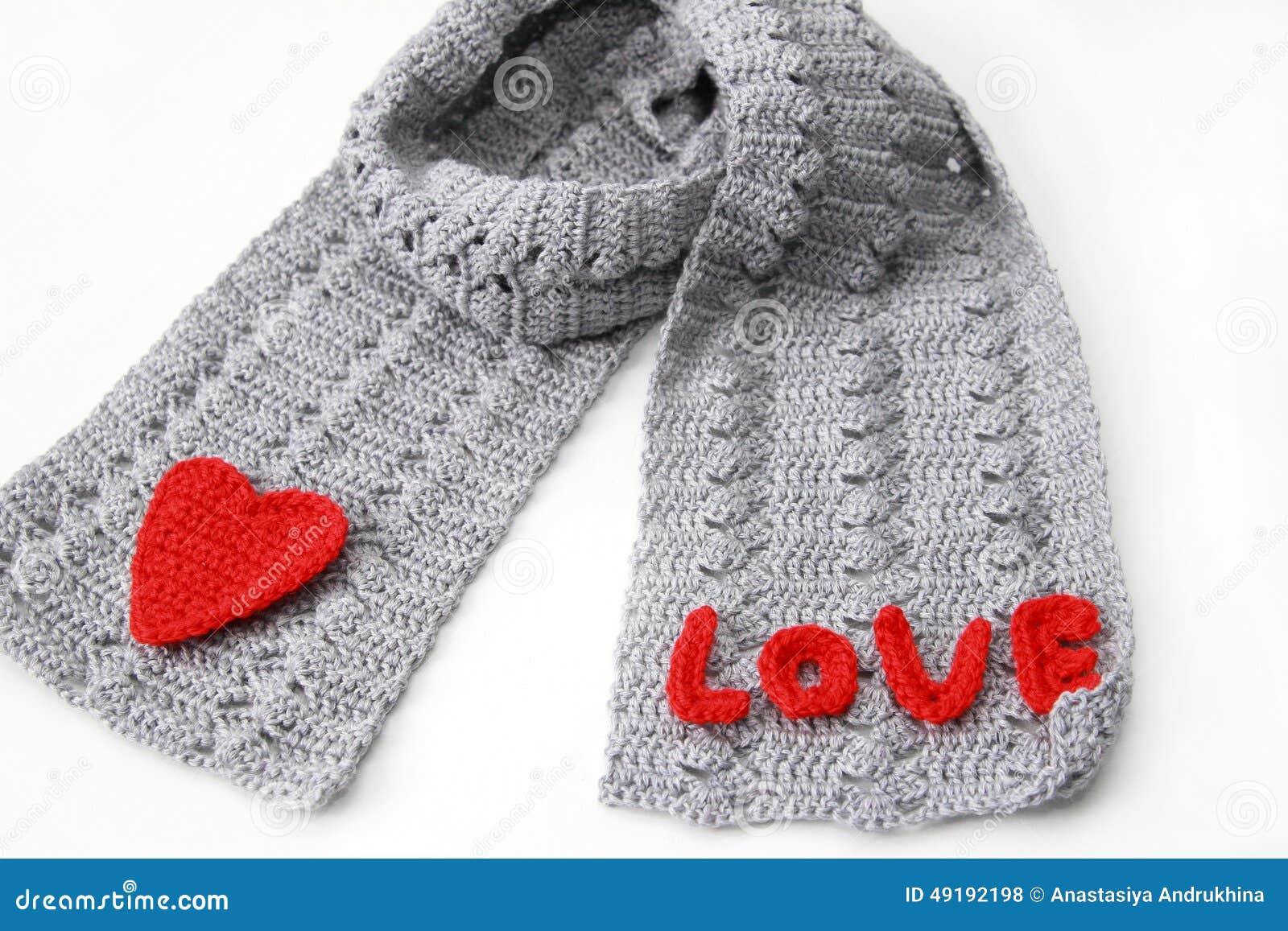 Asombroso Corazón Rojo Patrones Libres De Tejer Galería - Ideas de ...
