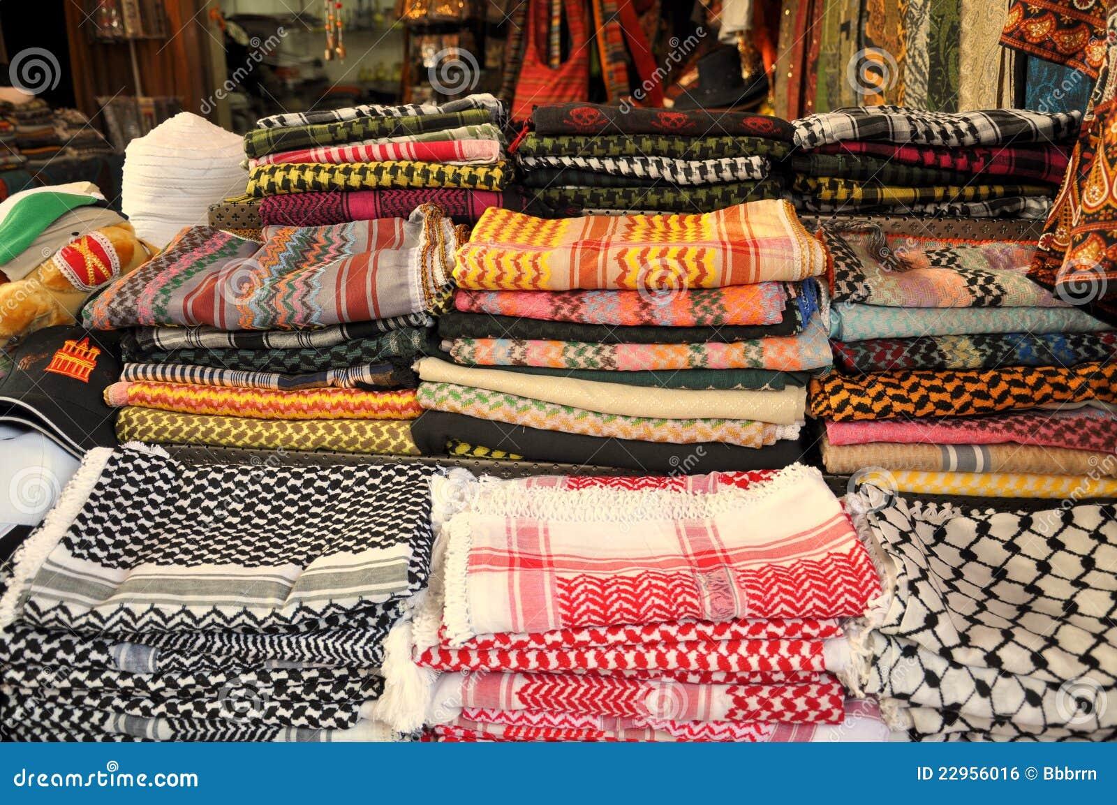 Bufandas árabes