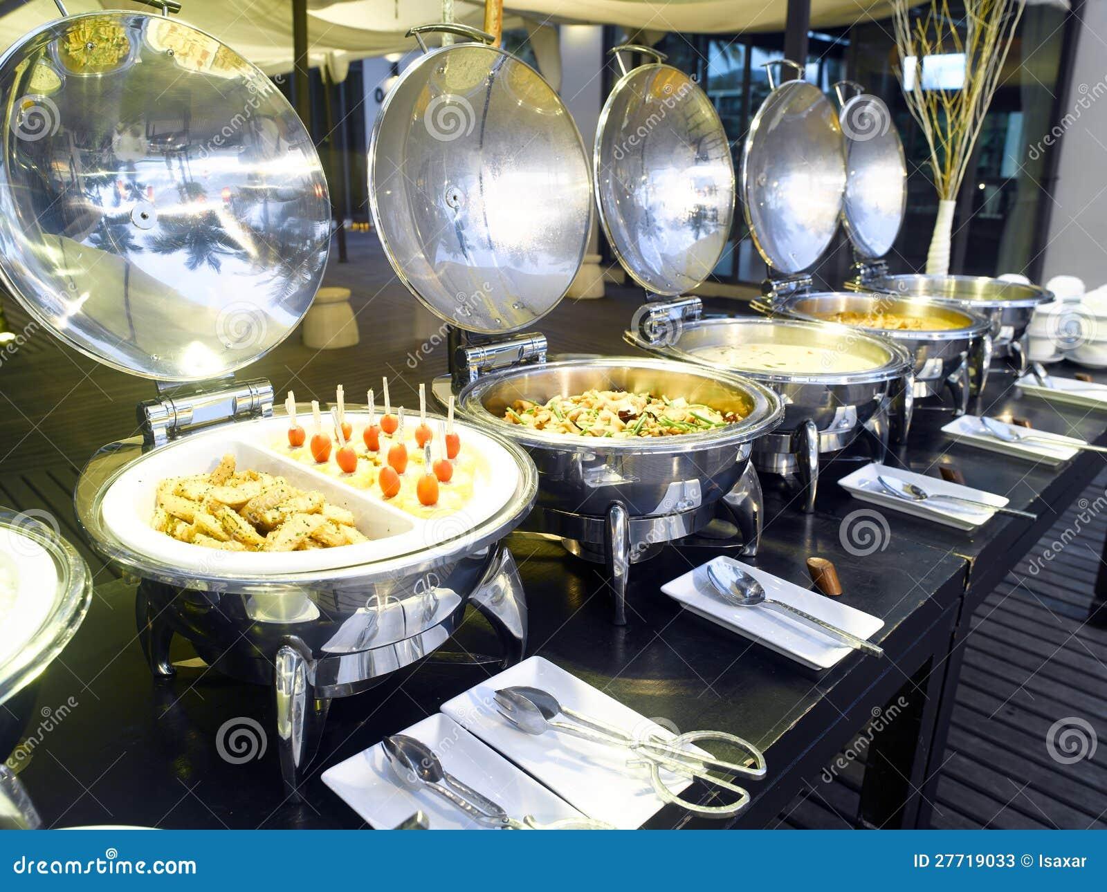 Bufet przygotowywający