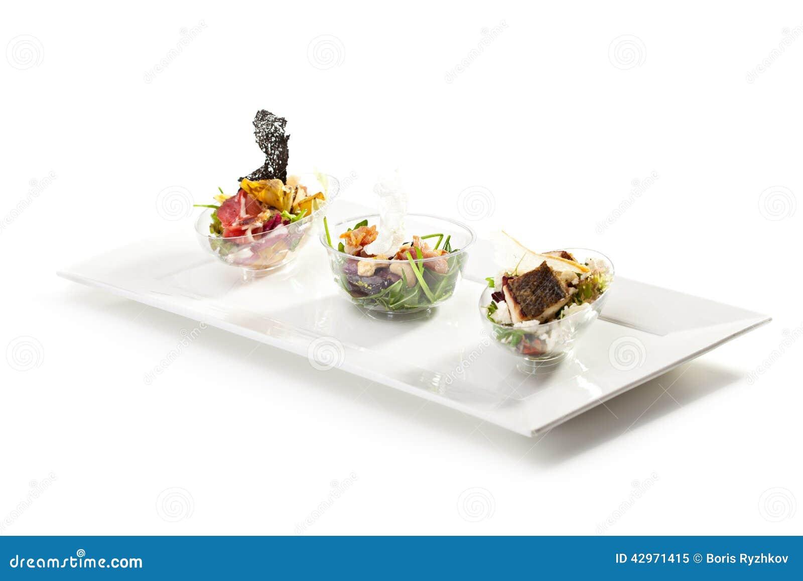 Bufet sałatki