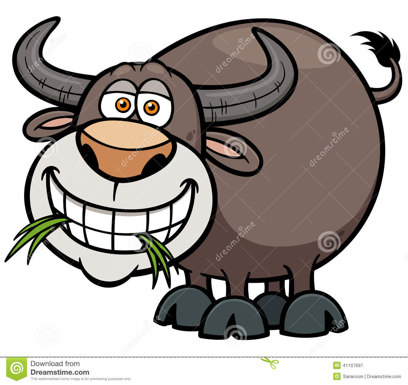 Carabao Cartoons, Illustrations & Vector Stock Images