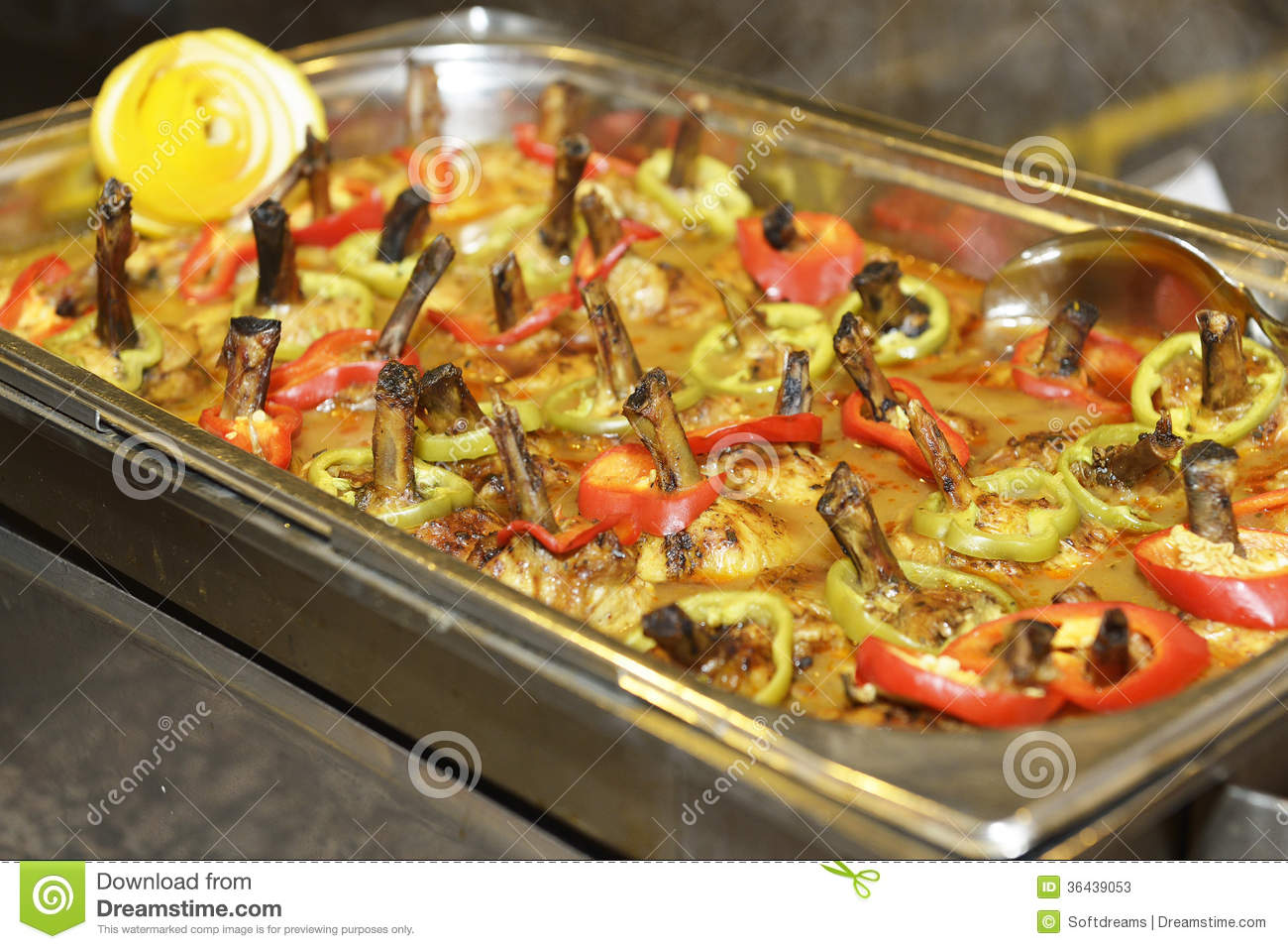 Astonishing Buffet Restaurant At Hotel Stock Image Image Of Cater Home Remodeling Inspirations Genioncuboardxyz