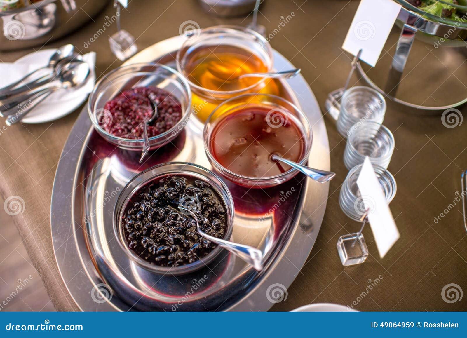 Buffet restaurant stock photo image 49064959 for Sideboard jam