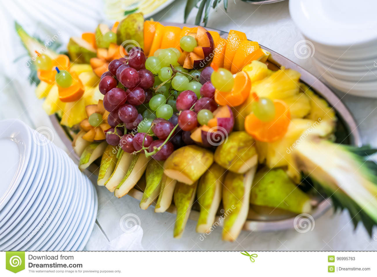 Buffets Appetizers Wedding Table Stock Image Image Of Buffet