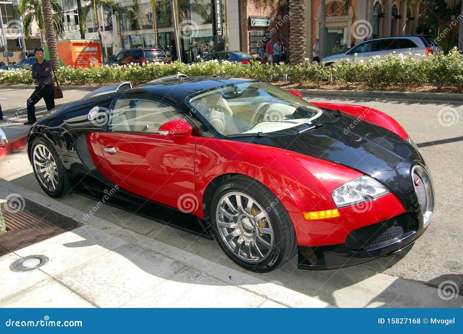 how to drive a bugatti