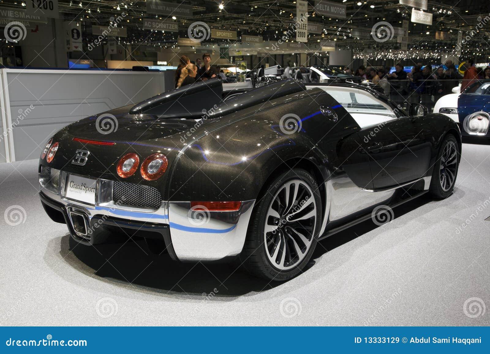 Bugatti uroczysty sporta veyron