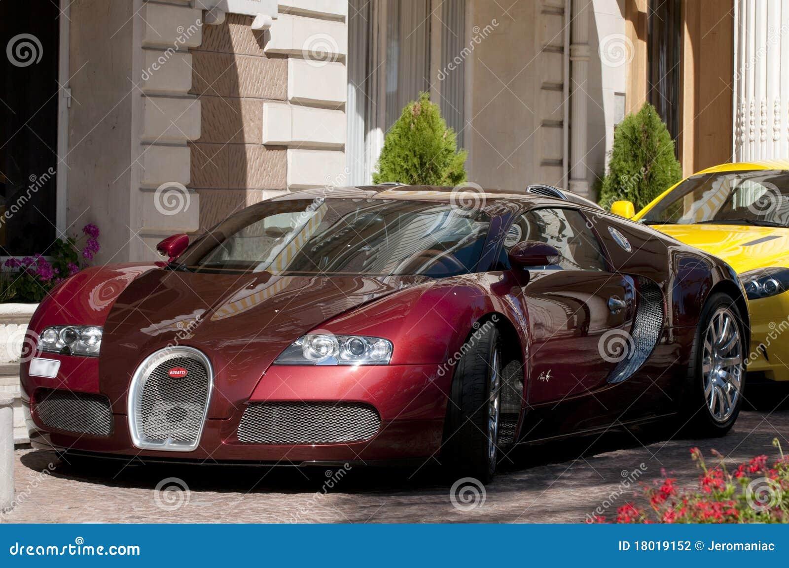 Bugatti Veyron 16.4 redaktionelles stockfotografie. Bild von ...