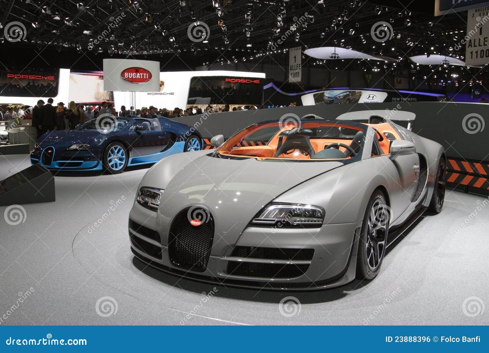 bugatti veyron 16 4 grand sport vitesse editorial photo image 23888396. Black Bedroom Furniture Sets. Home Design Ideas
