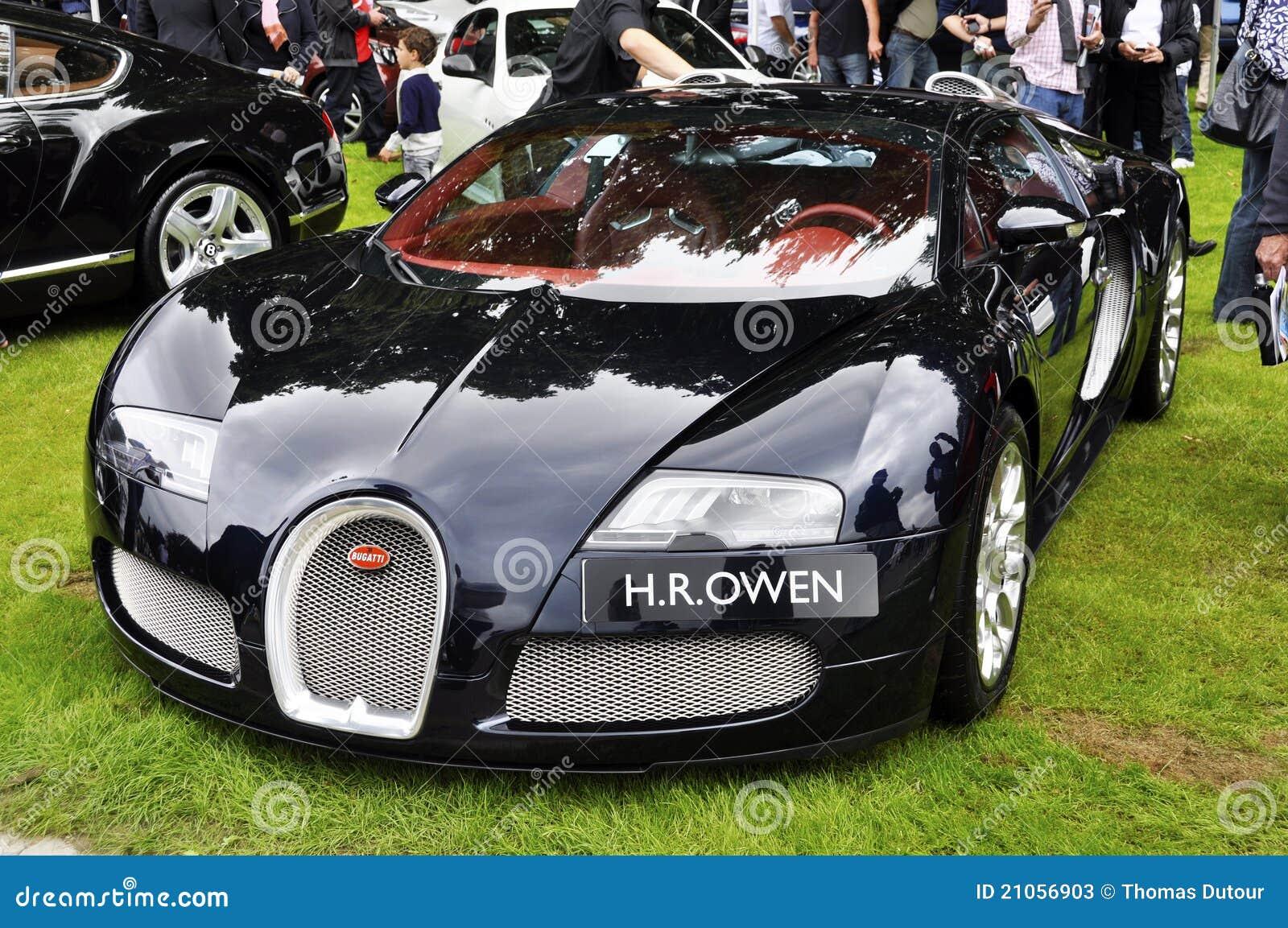 A Bugatti Veyron Eb 16 4 Editorial Stock Photo Image Of Quality
