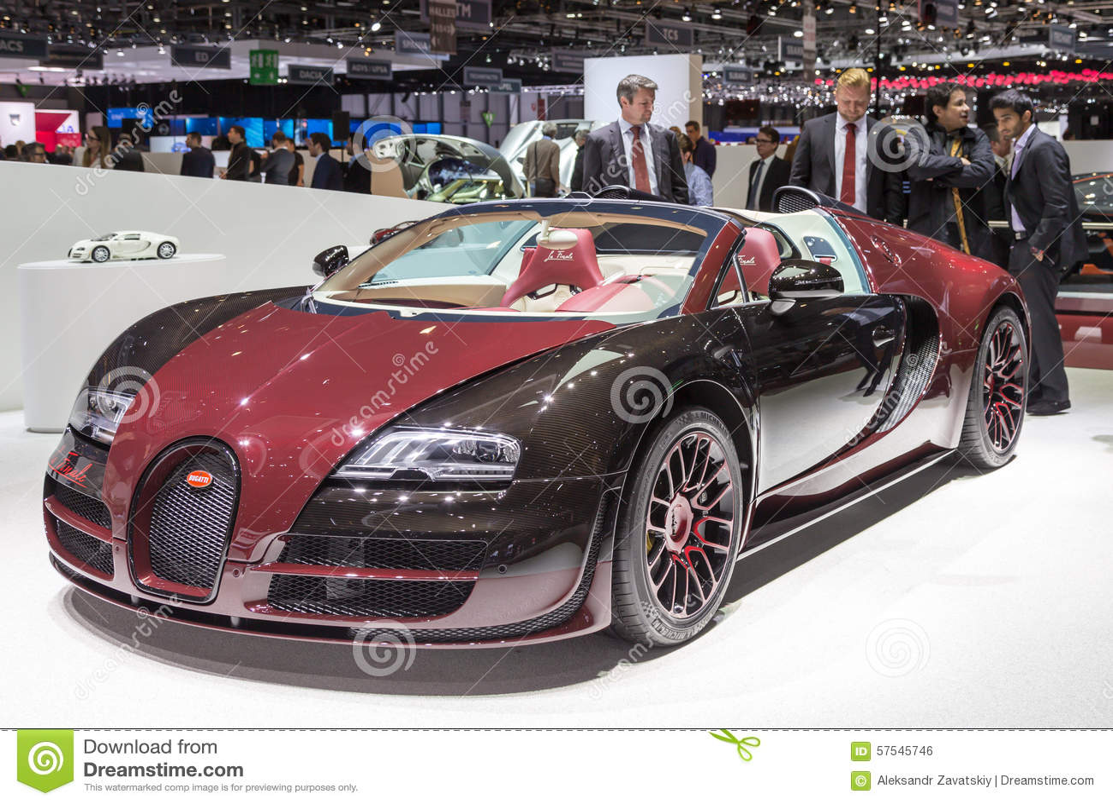 2015 Bugatti Veyron La Finale Editorial Photo Image Of Cabriolet