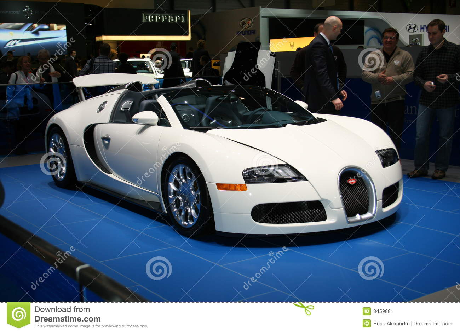 Bugattigeneva salong 2009