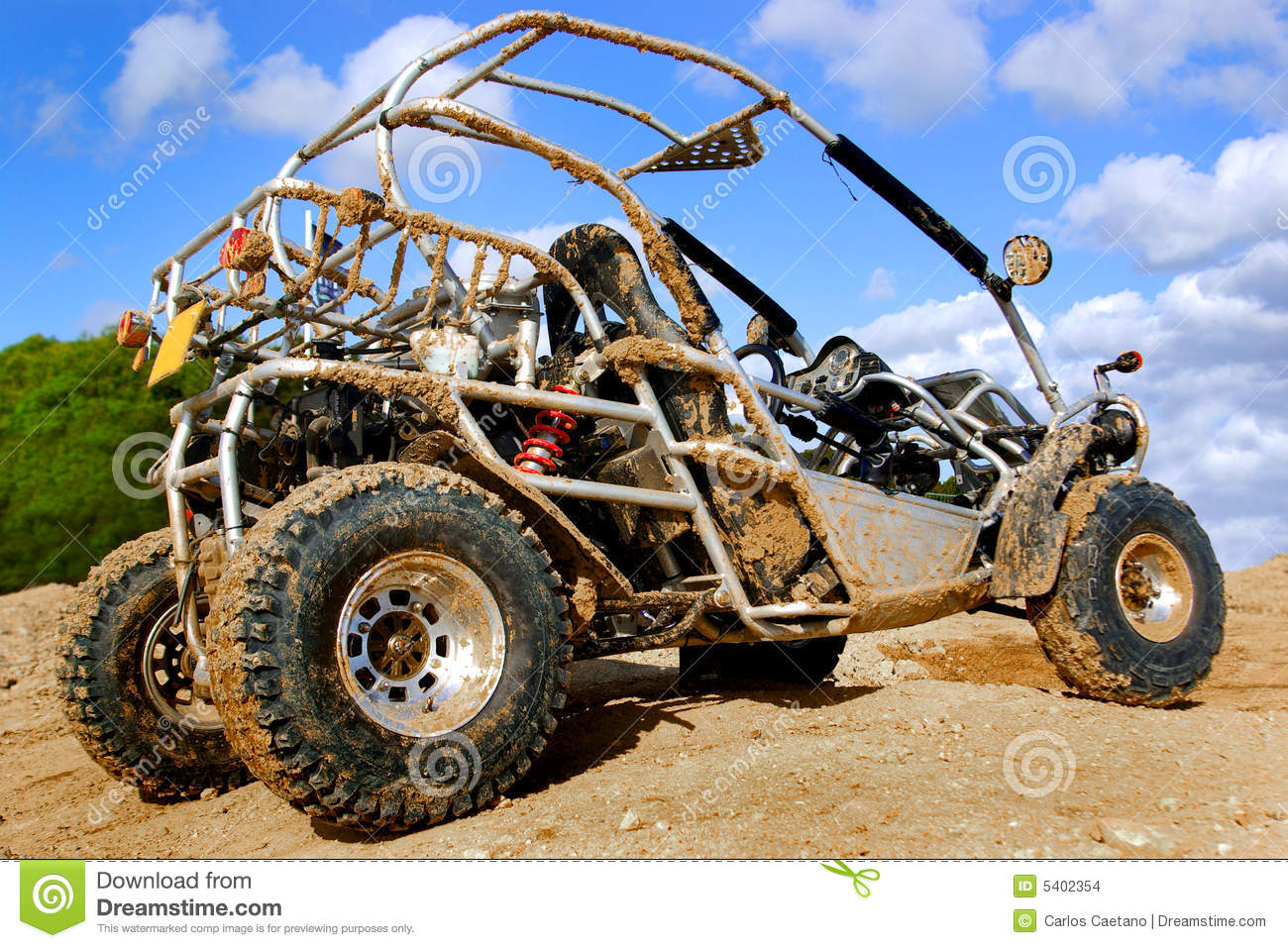 Buggy 4wd
