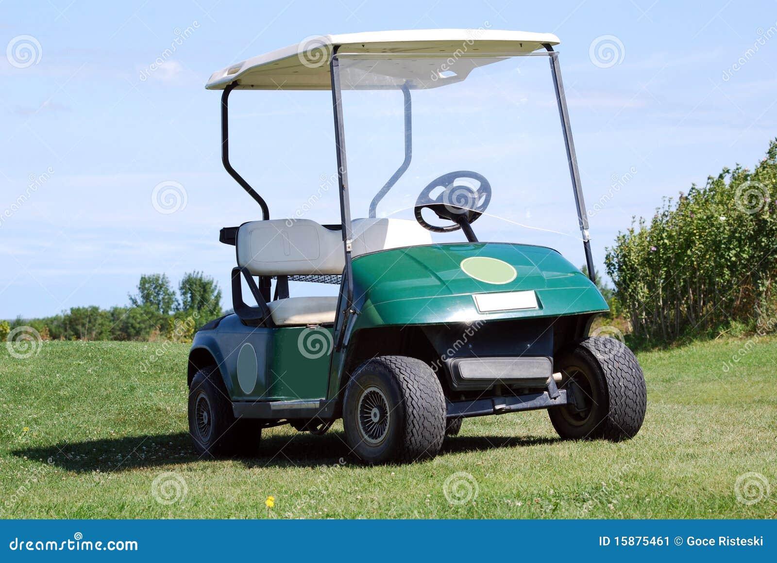 Buggy do golfe