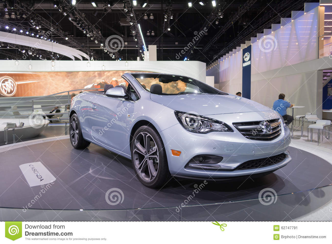 Buick cascada on display editorial photo image 62747791 for Dream motors los angeles