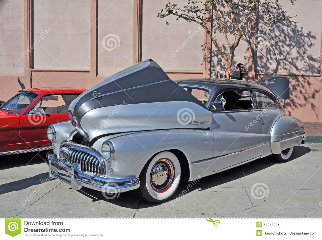 Buick Eight Famous Was Built Was Powered Straight Fireball Engine Appears To Be Post World War on Buick Straight 8 Engine