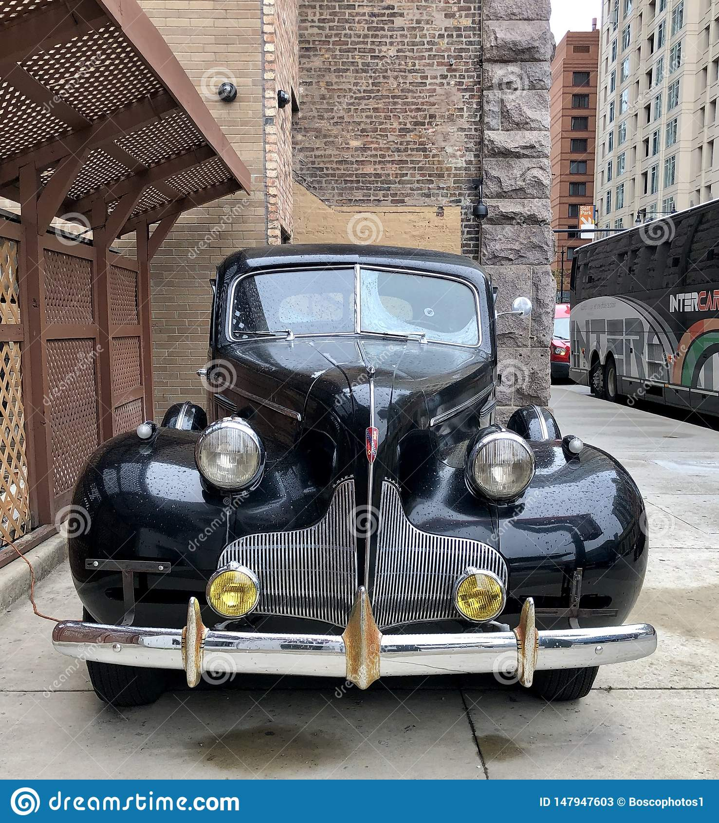 Buick 1938 huit #1