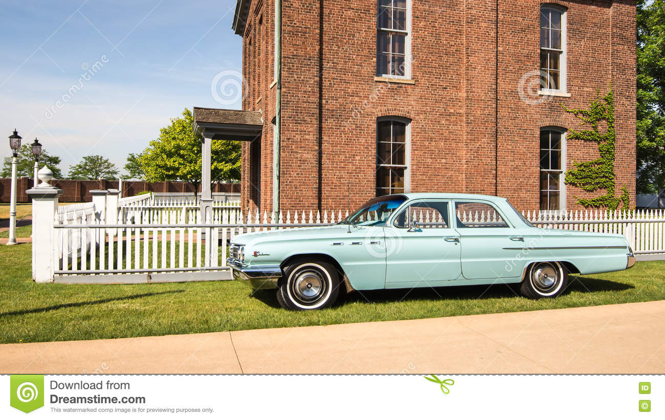 Buick LeSabre Editorial Photo Image Of Nobody Dearborn - Henry ford car show