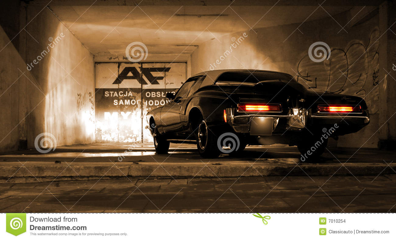 Buick riviera boattail stock images image 7010254 for American classics garage