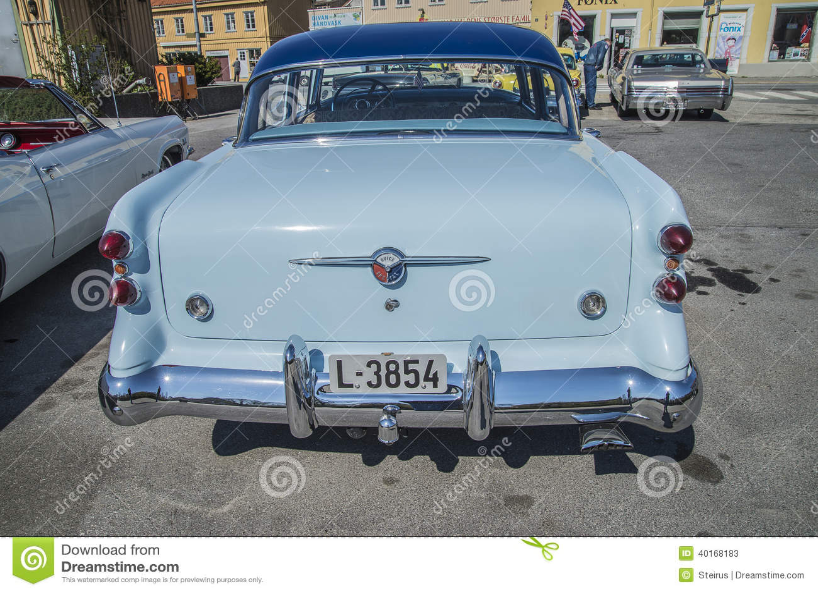 1954 buick special 4 door sedan editorial stock photo for 1954 buick 4 door