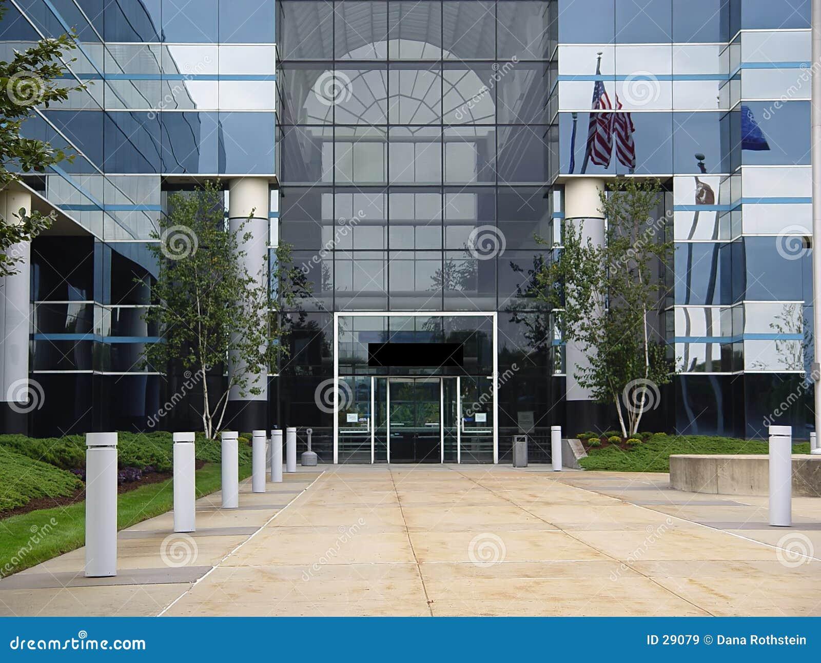 Buidling Entrance