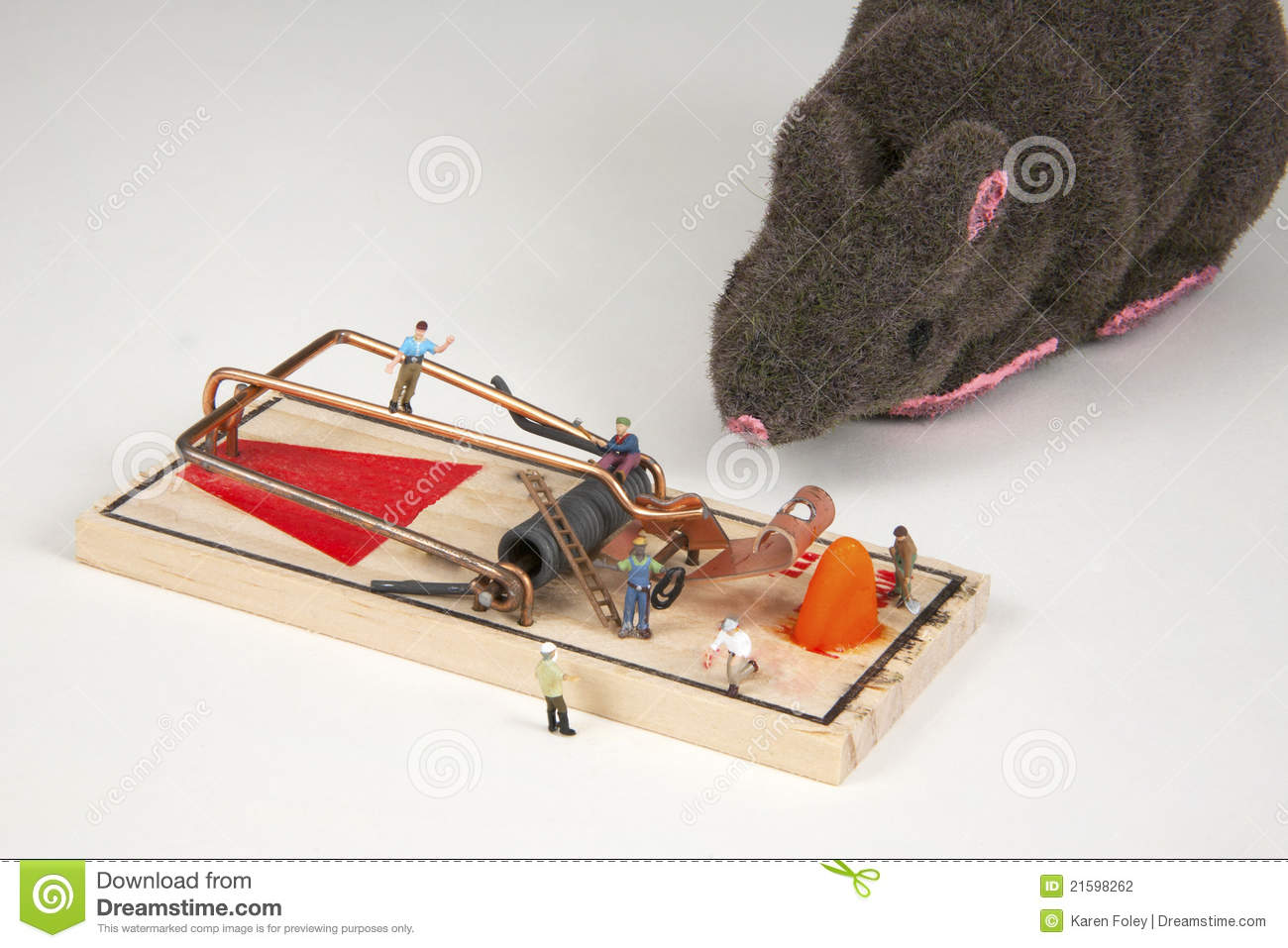 how to build a mousetrap