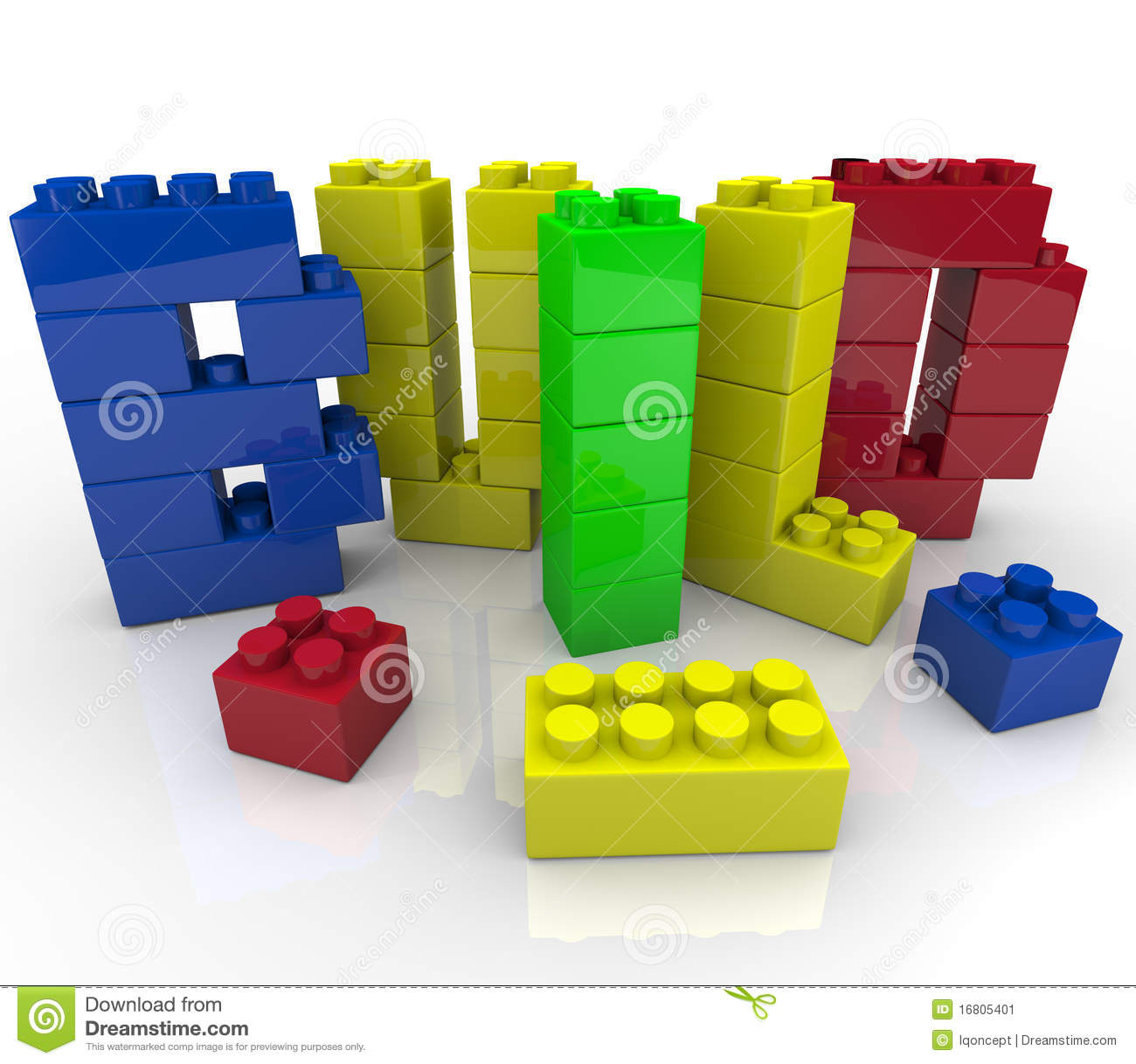 Https Www Dreamstime Com Stock Image Build Word Toy Building Blocks Image16805401