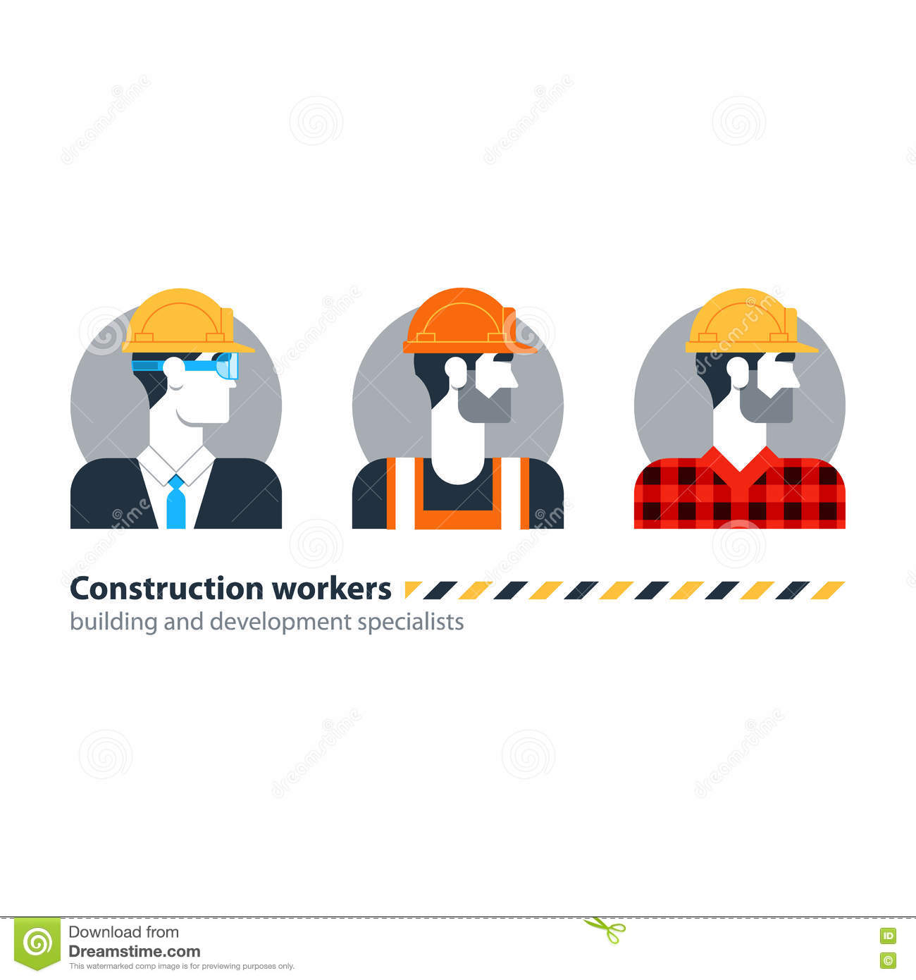 builder man side view construction worker labor force contractor builder man side view construction worker labor force contractor occupation job