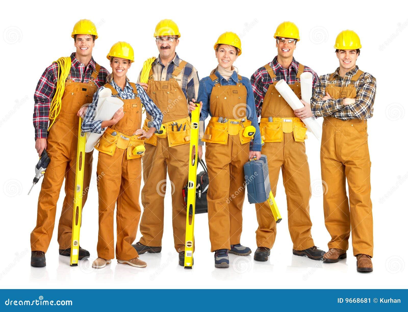 Builder people