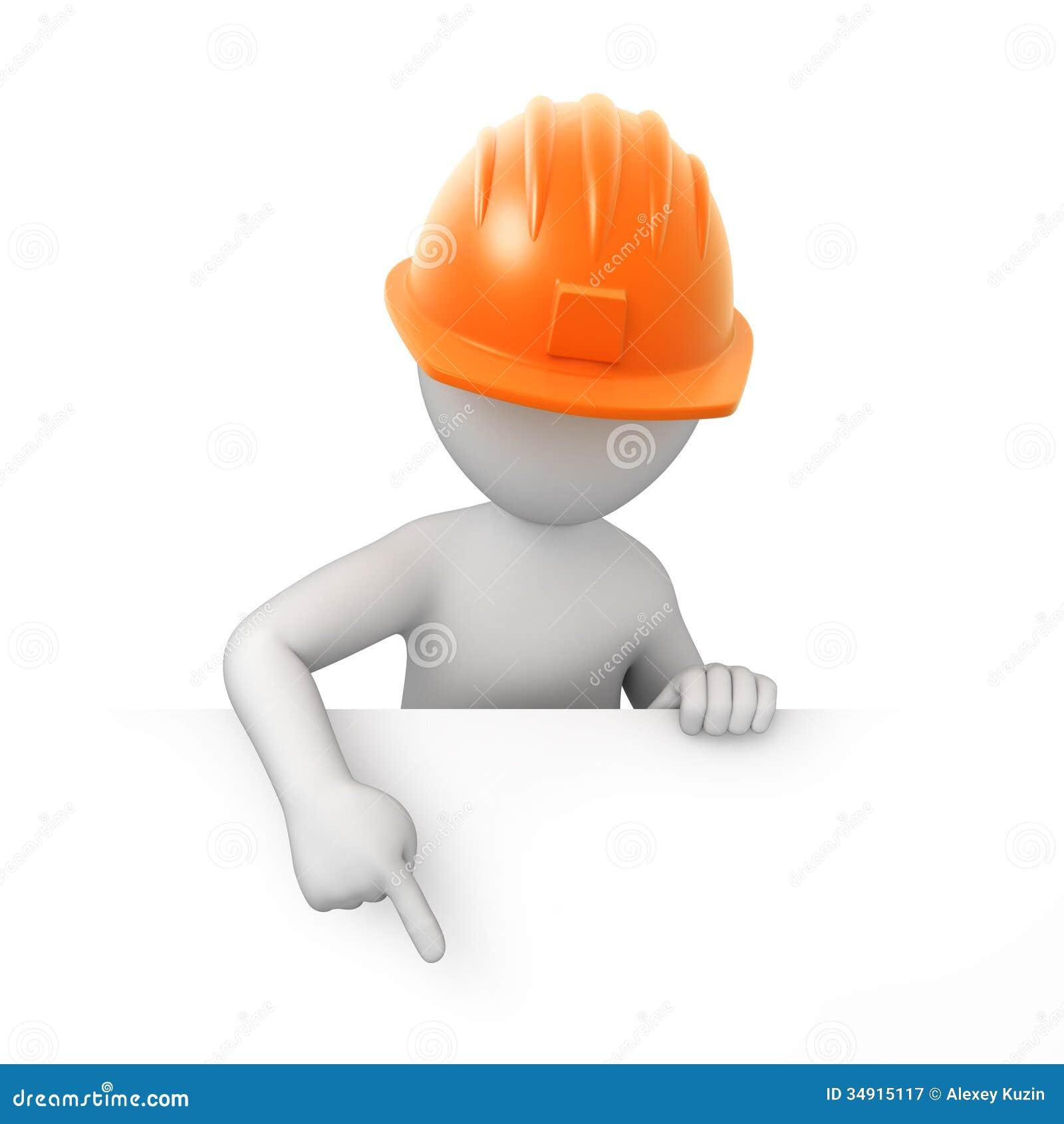 Builder royalty free stock photography image 34915117 for 3d setup builder