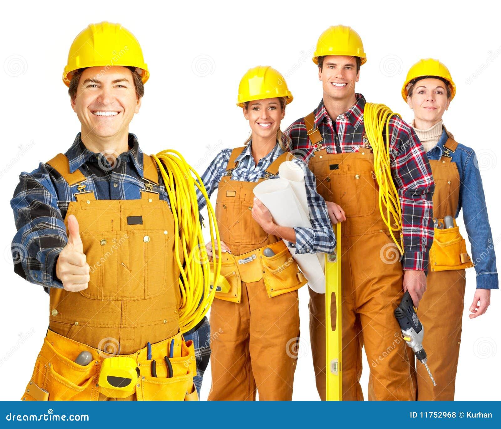 Builder team royalty free stock photos image 11752968 for 3d setup builder