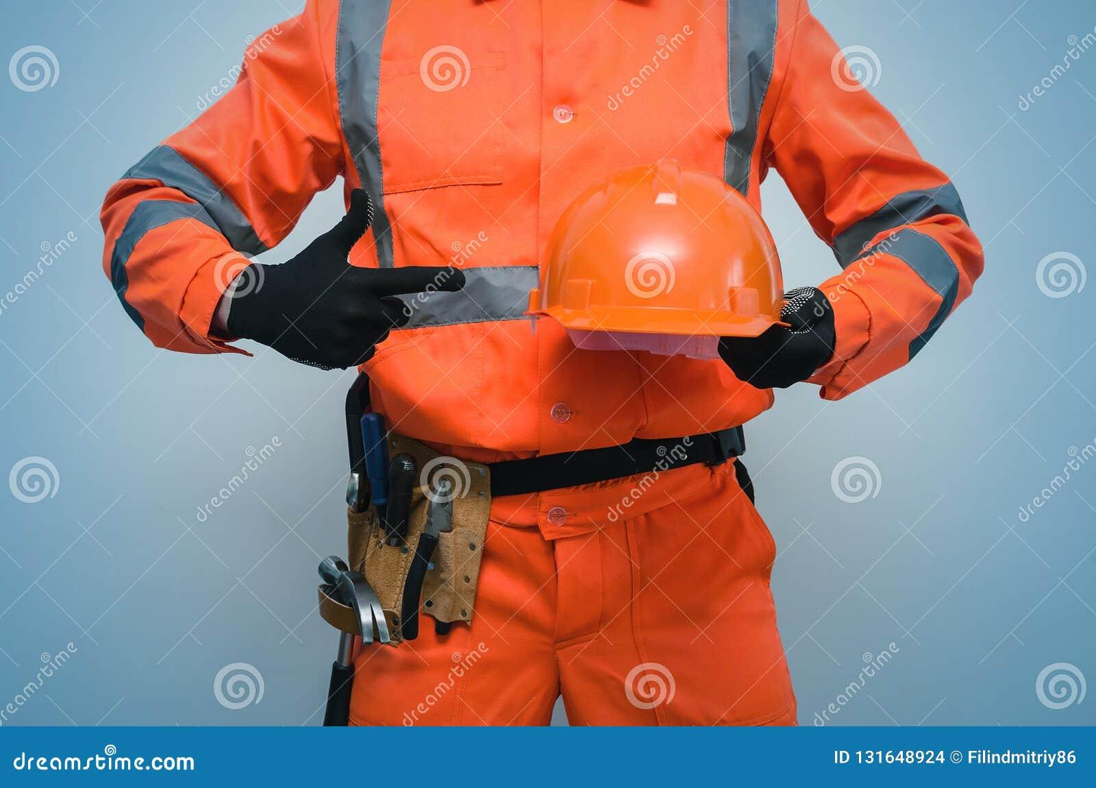 Builder. Worker. Repairman.