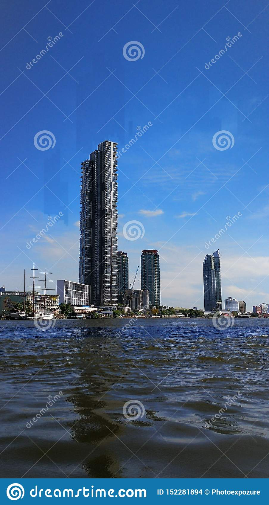 Building in Bangkok Thailand