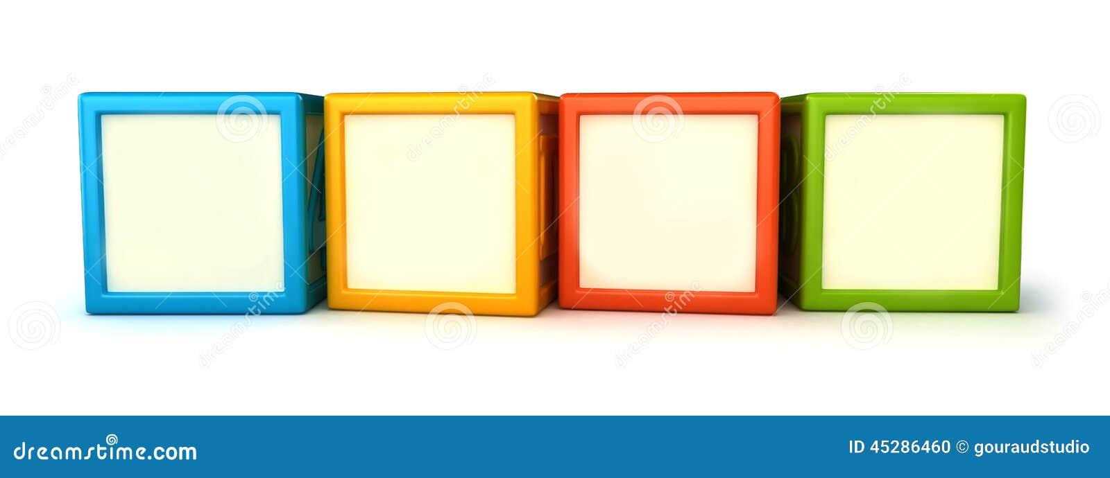 Building Blocks Stock Illustration - Image: 45286460