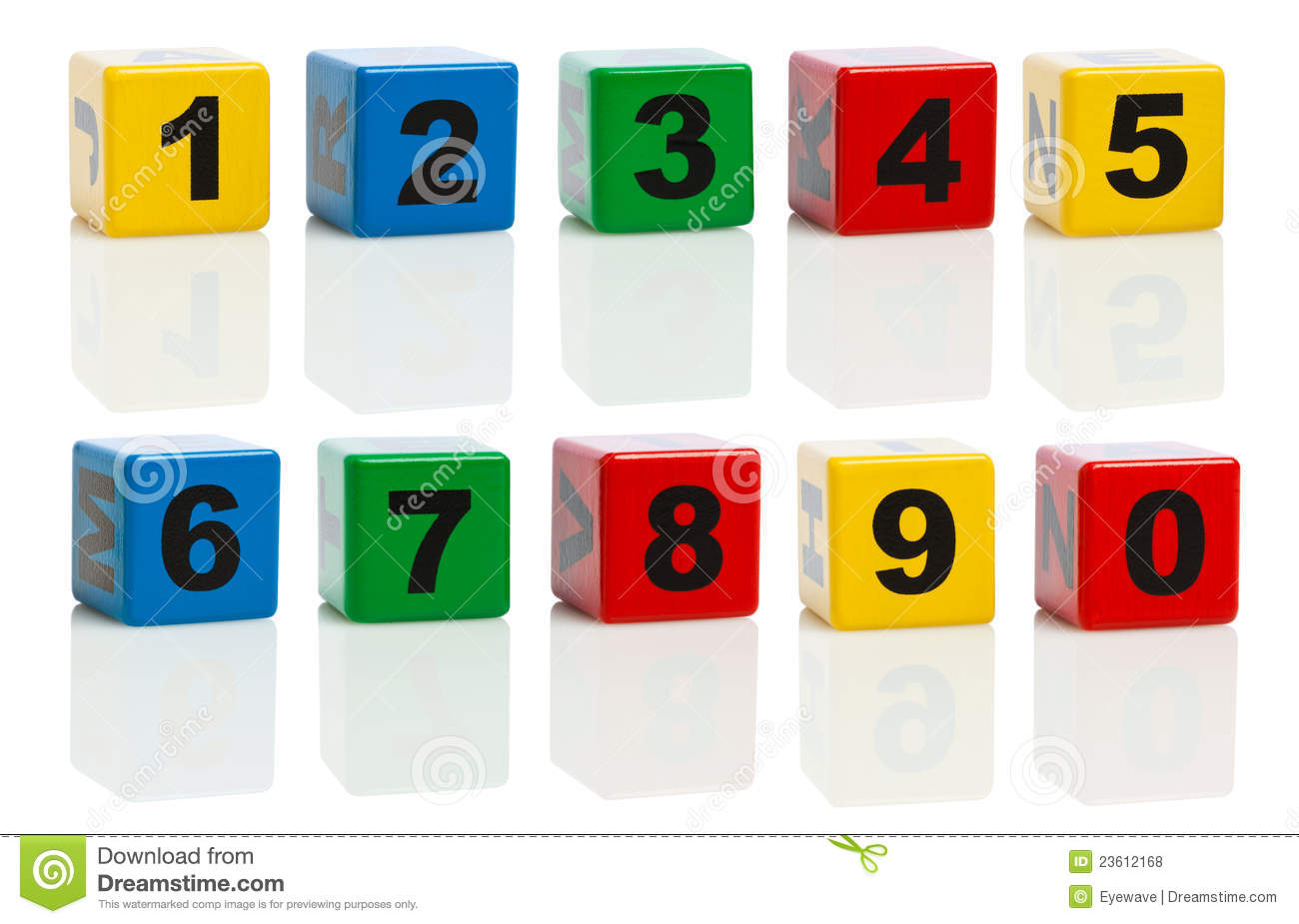 Royalty Free Stock Photos: Building Blocks With Numbers From 0 to 10: dreamstime.com/royalty-free-stock-photos-building-blocks-numbers-0...